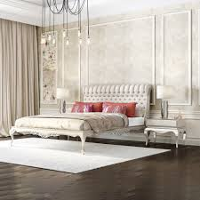 Silver Leaf Bedroom Furniture by Luxury Silver Leaf Bedside Table Juliettes Interiors Chelsea