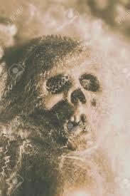 halloween horror background creepy halloween horror background on a old zombie skull nattering