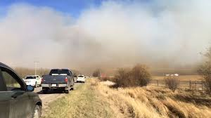Bc Active Wildfires by Early Wildfire Start Burns Down Home Near Fort St John Cfjc Today
