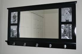 Entryway Armoire by White Ideas Entryway Mirror With Hooks Easy Entryway Mirror With