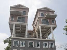 Crazy Houses Chinese Rooftop Houses Illegal Pics Business Insider