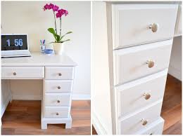 Small White Desk For Sale Desk Desk Drawers On Both Sides Trendy Interior Or Home Styles
