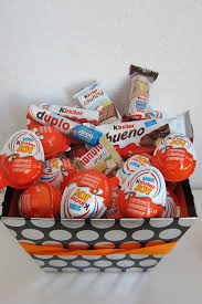 German Gift Basket Amazon Com Kinder Chocolate Gift Basket Kinder Happy Hippo