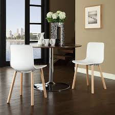 amazon com modway sprung dining side chair in white chairs