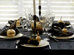 Home Table Decor by Luxury Black And Gold Table Decorations 77 About Remodel Home