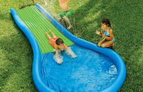 the best backyard wateslides u0026 toys for kids this summer 2017