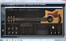 tutorial virtual guitar tutorial instant strumming on ample guitar revised on cubase