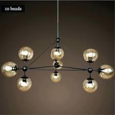 Glass Sphere Pendant Light Ball Pendant Lights Modern Ball Pendant Lamp Hanging Villa Project