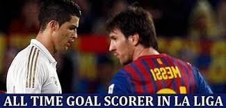 la liga table 2016 17 top scorer list highest la liga goal scorers all time