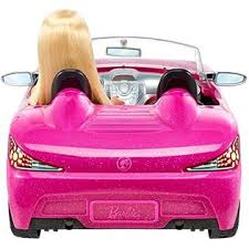 barbie convertible doll pack
