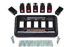 ultra heat rv holding tank pipe heater add a switch kit 5
