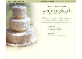 my bridal registry williams sonoma bridal registry yb