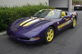 1998 corvette pace car for sale sales analysis the 2008 30th anniversary indy 500 corvette pace