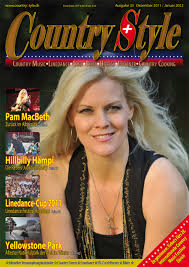 pam featured on the cover of country style magazine pammacbeth com