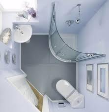 bathroom shower designs small spaces bathroom impressive white and soft blue combination colour for a