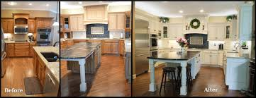 kitchen cabinet refinishing before and after cabinet refinishing before and after