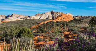 Map St George Utah by St George Utah Utah Com