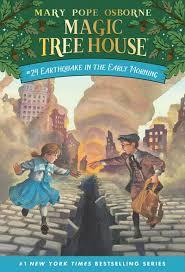 Magic Treehouse - lesson plans magic tree house