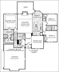 Multigenerational House Plans With Two Kitchens One Story Floor Plans With Basements