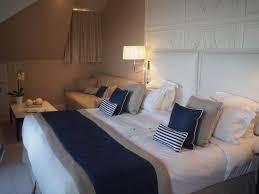 chambre d hote la baule pas cher chambre avec lits vue sur mer photo de hôtel barrière le royal