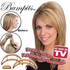 hair bump free bump it for your hair bra hair wrap look