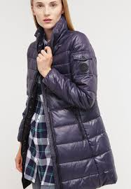 Women Winter Coats On Sale Replay Outlet Store Replay Winter Coat Storm Blue Women Coats