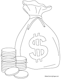to print money coloring pages 93 on free coloring kids with money