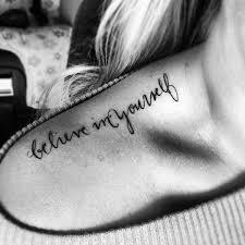 Tattoo Ideas On Shoulder Best 20 Shoulder Script Tattoos Ideas On Pinterest Font Tatto
