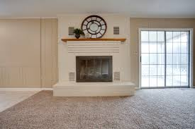 gorgeous painted brick fireplace u2013 terri kerr realtor