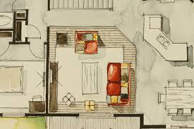 living room floor plan 4 simple steps to developing a floor plan for your living room