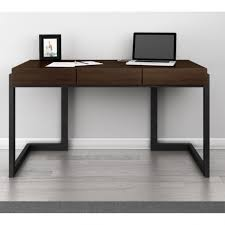 Grey Office Desk Desk Metal Office Desk With Drawers Wood Desk With Hutch