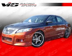 2007 toyota camry kits 2007 2008 toyota camry 4dr 2 kit vis racing sports inc