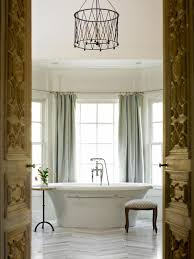 Tile Master Bathroom Ideas by 15 Dreamy Spa Inspired Bathrooms Hgtv