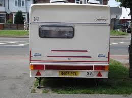 Caravan Awnings For Sale Ebay Abi Jubilee Mk 3 Caravan For Sale On Ebay Outside View Youtube