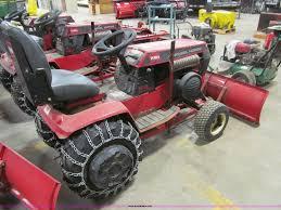 toro 416 hydro wheel horse garden tractor item r9160 sol