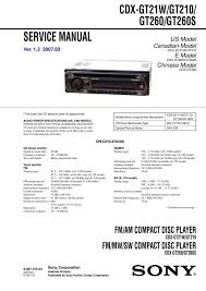 surprising sony xplod cdx wiring diagram contemporary wiring