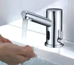 electronic kitchen faucets automatic sink faucet free electronic sensor kitchen faucets