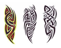 40 tribal designs