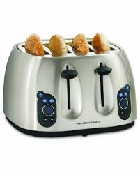 Two Slice Toaster Reviews Hamilton Beach 24502 Digital 4 Slice Toaster Review Toaster Review