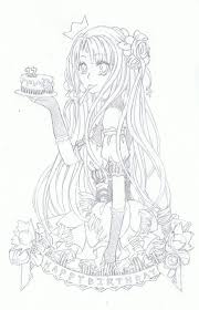 Sketch Birthday Card Another Birthday Card Sketch By Wishfulldreamer On Deviantart