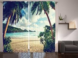 palm tree decor for bedroom amazon com