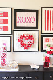 Valentine Wall Decorations Ideas by Decorating For Valentine U0027s Day 40 Ideas For Your Home Four