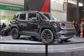 concept jeep truck 2014 jeep renegade zi you xia concept review top speed