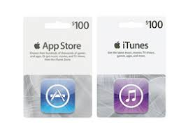 gift card apps 100 itunes or app store gift card only 85 today only
