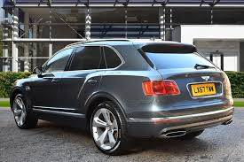 bentley bentayga grey used 2017 bentley bentayga w12 for sale in kent pistonheads