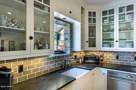 Cottage Kitchen Lighting Kitchen Sink Lighting Cottage Kitchen With Flush Crown Molding