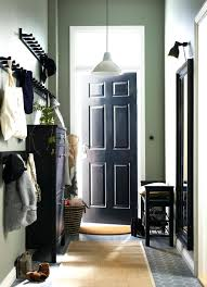 Hallway Shoe Cabinet by Storage Cube Shelf A Small Hallway With Bench For Shoes Mirror
