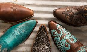 Comfortable Cowboy Boots One Country