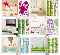 interior decoration design wallpaper wall mural flower wall decals interior decoration design wallpaper wall mural flower wall decals stickers in wall stickers from home garden on aliexpress com alibaba group