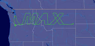 Federal Way Seattle Map by Test Teams Use 737 Max To Put Their Stamp On The Sky Federal Way